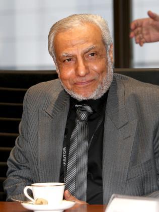 Grand Mufti of Australia Dr Ibrahim Abu Mohammed.