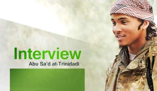 """Trini ISIS sniper: All Christians must die,"""