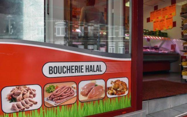 Halal france supermarket